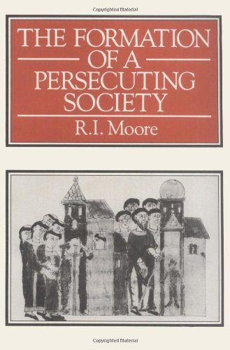 an analysis of persecution exclusivity in the formation of a persecuting society by ri moore Remained, a persecuting society in this new edition, r i moore updates and extends his original argument with a new, final chapter, a persecuting society here and in a new preface and critical bibliography, he considers the impact of a generation's research and refines his conception of the.