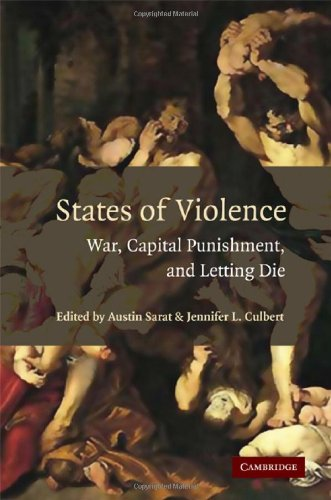 Descargar States of Violence: War, Capital Punishment, and Letting Die PDF Gratis