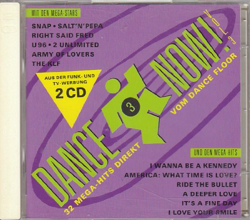 Dance Now 3 (1992) -