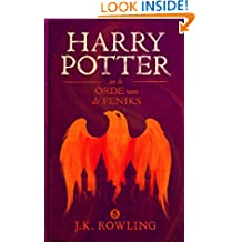 Harry Potter en de Orde van de Feniks (De Harry Potter-serie Book 5) (Dutch Edition)