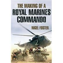 Royal Marine Commando in Action