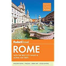 Fodor's Rome (Full-color Travel Guide, Band 11)