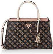 GUESS Womens Maddy Satchel Bag