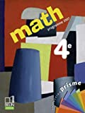 Math 4e - Programme 2007