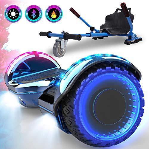 GeekMe Elektro Scooter mit Hoverkart 6.5