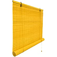 Cool Victoria M Store En Bambou Pour Usage Luintrieur X With Store  Enrouleur Exterieur Pour Pergola