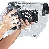 Somikon Kamera Schutzhülle: Regen-Schutzhülle für Kameras (Kamera vor Regen schützen)