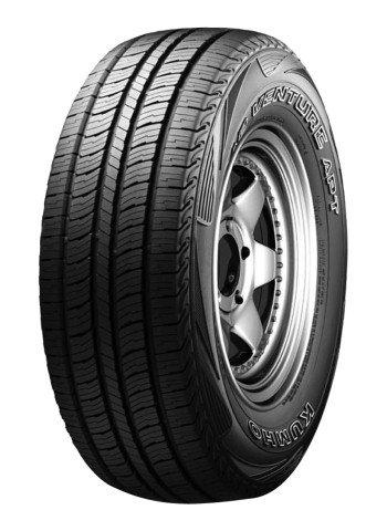 Kumho Road Venture APT KL51 - 275/55/R17 109H - E/E/73 - Sommerreifen (4x4) (R17 275)