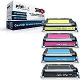 Print-Klex 4x Kompatible Premium XXL Toner für HP Color LaserJet 4700 ColorLaserJet 4700DN 4700DTN 4700N 4700PHPlus HP643A HP 643A - Sparset ( alle 4 Farben ) Premium Line