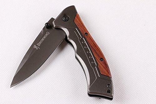 Autodéfense multifonctionnel haute qualité haute dureté désert aventure couteau pliant