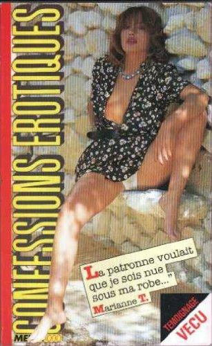 Les confessions érotiques n°42 : la patronne voulait que je sois nue