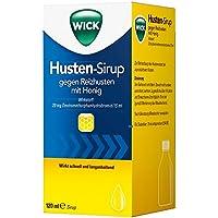 Wick Husten-Sirup gegen Reizhusten Sirup, 120 ml preisvergleich bei billige-tabletten.eu