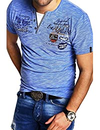 MT Styles 2in1 T-Shirt ME-BLUES manches courtes R-2931