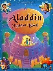 Aladdin Jigsaw Book
