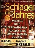 Die Schlagerhits des Jahres - Krefeld 2013 -