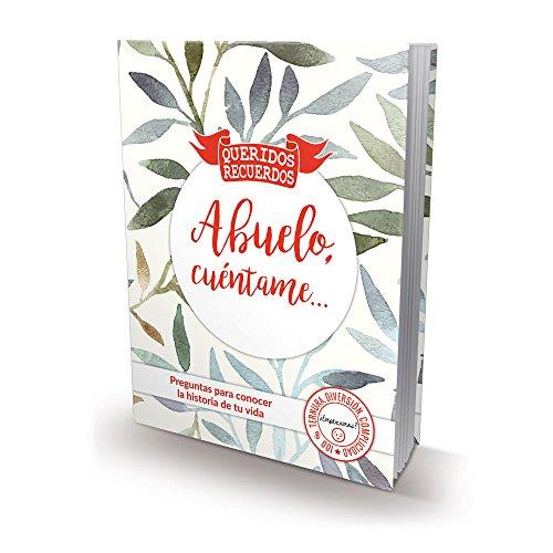 CALLE DEL REGALO Colección de Libros 'Cuéntame' de Queridos Recuerdos ('Albuelo cuéntame')