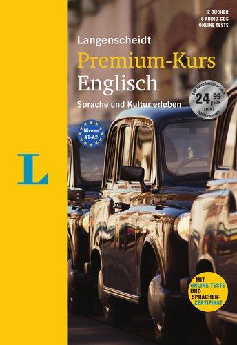Langenscheidt Premium-Kurs Englisch - Sprachkurs mit 2 Büchern, 6 Audio-CDs, MP3-Download,...