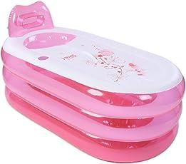 Foldable Inflatable SPA Bath Tub Durable SPA Bathtub PVC Portable Bathtub for Adult & Children