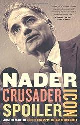 Nader: Crusader, Spoiler, Icon by Justin Martin (2002-08-01)