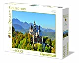 Clementoni 36520.3 - Puzzle High Quality Kollektion - Neuschwanstein, 6000 Teile