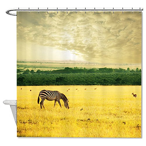 whiangfsoo-africa-cebra-animales-lanscape-fotos-casa-decro-bano-cortina-de-ducha-6-60x72150x180cm