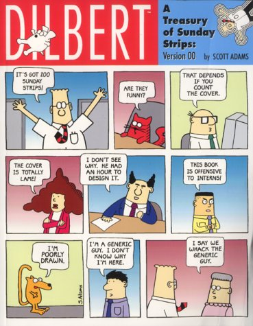 Dilbert: A Treasury of Sunday Strips