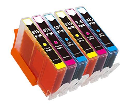 Teng® - Cartuchos Tinta Repuesto HP 934XL 935XL 934