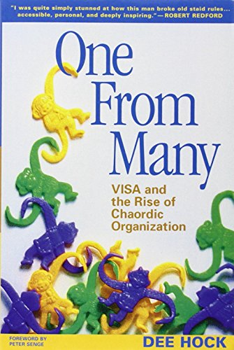 Comprar en linea One from Many: VISA and the Rise Chaordic Organization (English Edition)