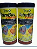#1: Tetra Bits Complete | 93g - Original | Specialized Food for Discus | Pack of 2
