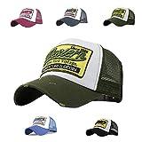 LYworld Gorras Beisbol Deportes Unisex Gorra de Trucker Sombrero de Vintage Gorras de béisbol de...