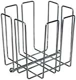 APS T763 Napkin Holder, Chrome Plated Wire, Holds Approx. 150 Napkins, Supplied Empty