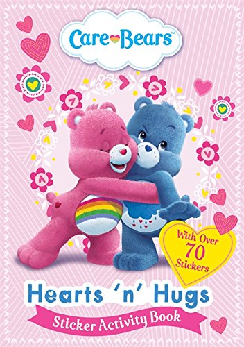 Hearts 'N' Hugs Sticker Activity Book (Care Bears, Band (Tenderheart Bär)