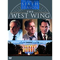 The West Wing - The Complete Sixth Season - Import Zone 2 UK