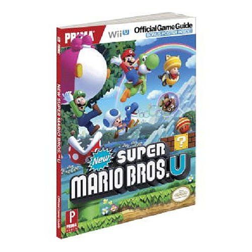 New Super Mario Bros U Game Guide