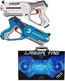 Best Laser Tag Guns - Dynasty Laser Tag Set for Kids, Battle Pack Review