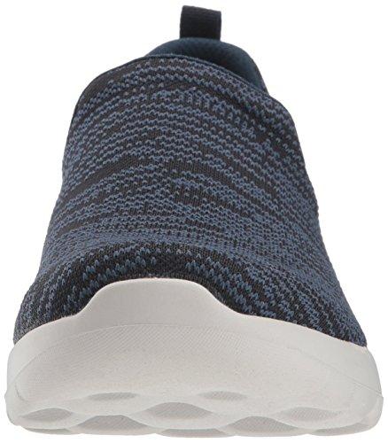Skechers Go Walk Joy-Nirvana, Baskets Enfiler Femme Bleu Marine