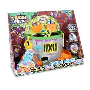 Trash Pack - 6532 - Figurine - Usine de Recyclage + 4 Personnages