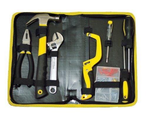 Stanley 72118IN 8-Piece Basic Tool Kit