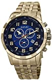 Best August Steiner Mens Bracelets - August Steiner Men's Quartz Watch with Blue Dial Review