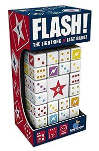 Blue Orange BLU90424 Flash Dice Game, Multicolor Juego de Dados