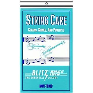 Blitz Musik Care 301String Pflege mit 2Tücher