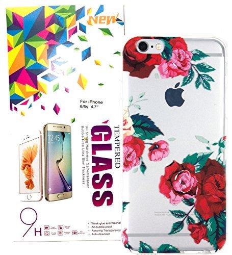 InTrends YogaCase TemperKit, kompatibel mit iPhone 6/6S, mit Displayschutzfolie aus gehärtetem Glas, YogaCase, 5.25