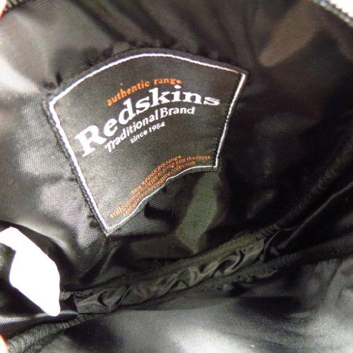 Bolsa de hombro 'Redskins' naranja (barniz).