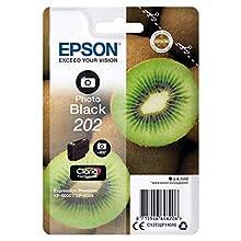 Epson C13T02F14010 Cartouche d'encre compatible avec Imprimante XP6000 Photo Noir