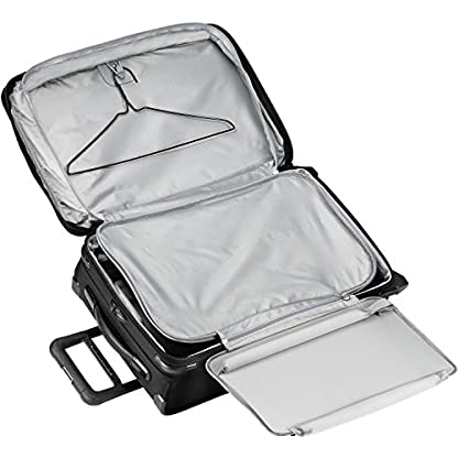 51DNAPRihYL. SS416  - Briggs & Riley Baseline Domestic Carry On de 2 ruedas, 55, 9 cm ampliable