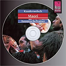 Reise Know-How Kauderwelsch AusspracheTrainer Maori (Audio-CD): Kauderwelsch-CD