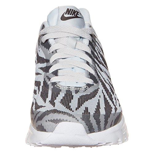 Nike Mädchen W Air Max Invigor Kjcrd Laufschuhe Blanco (Blanco (white/white-black-wolf grey))