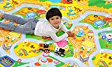 Ozoy Play mat Baby mats Waterproof Extra Large (6.5 Feet X 6 Feet)