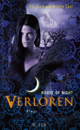 FISCHER FJB Verloren: House of Night 10