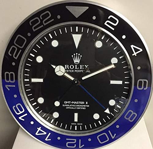 replica Rolex 35 cm von Muro GMT II Master Batman Metall Uhrwerk Geräuscharm + 2 CD Audio